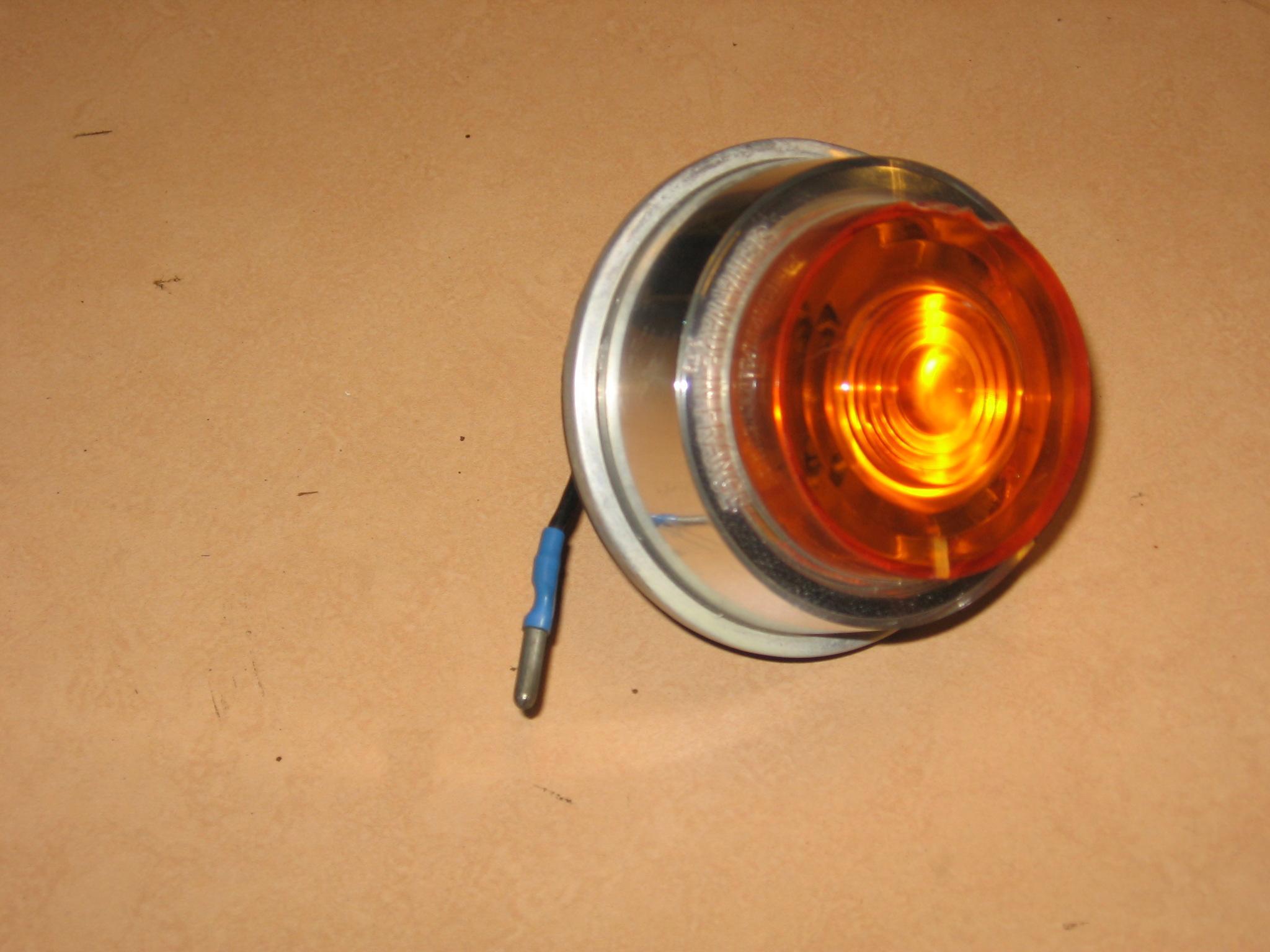 OD0404 Clignateur, staat: lichte transportschade, NOS, voor Ami 6