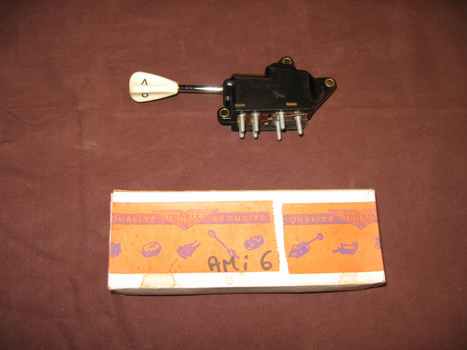 OD0412 lichtschakelaar Ami 6